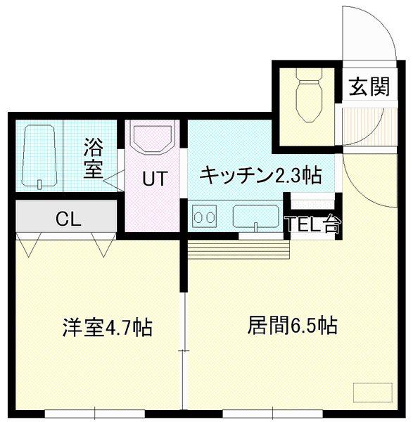 マープル円山2号室
