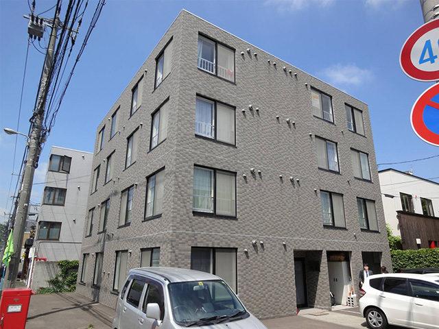 マンスリーマンション マープル円山