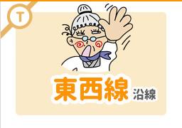 [西区・中央区・白石区・厚別区]札幌市営地下鉄東西線沿線のマンスリーマンション・民泊